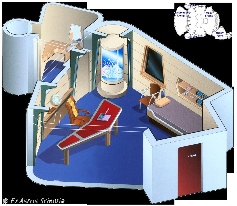 Captain's Ready Room
