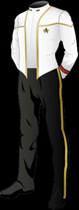 Admiral's Dress Uniform